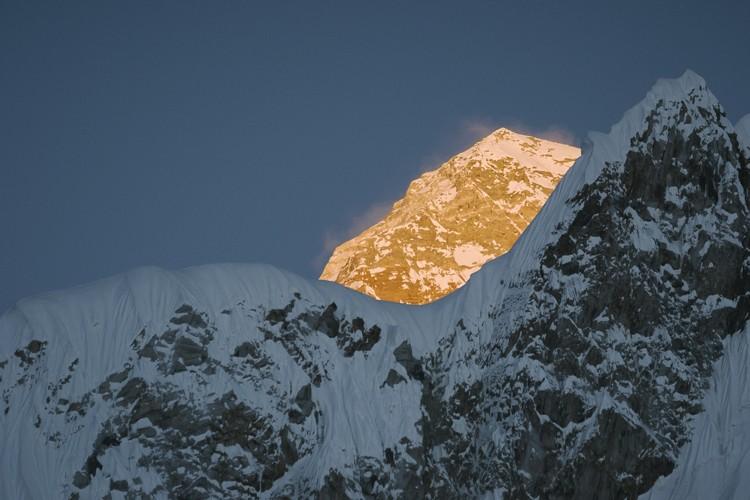 Mt Everest, Himalayas Nepal.